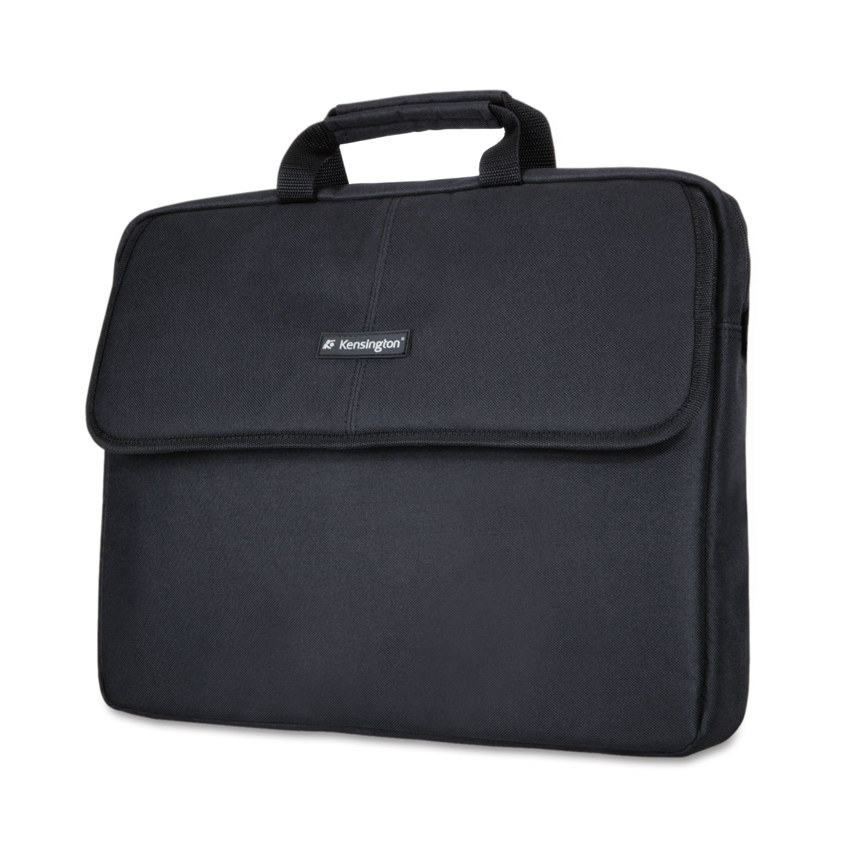 Deals Kensington 17 Laptop Sleeve, Padded Interior, Interior/Exterior Pockets, Black Before Too Late