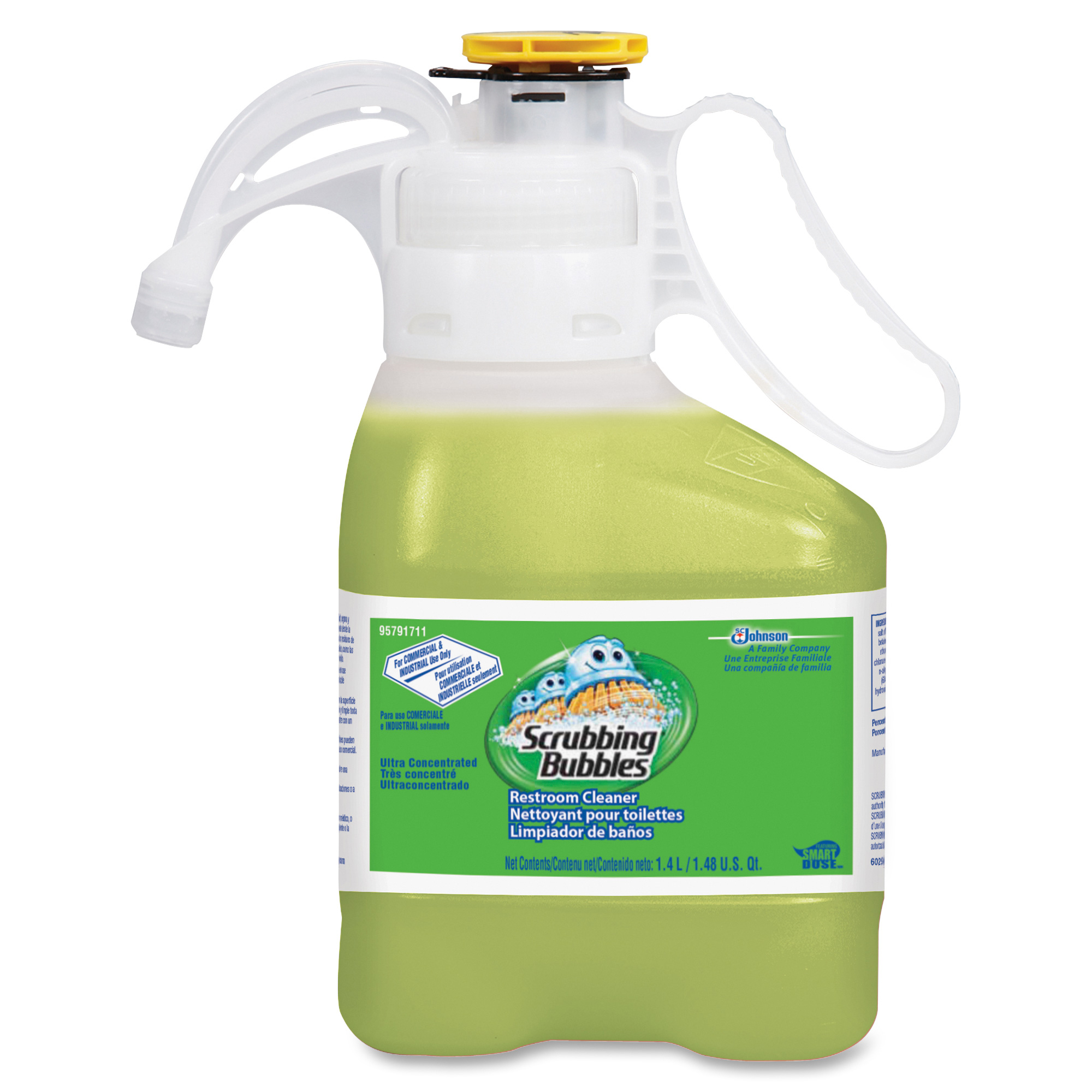 Scrubbing Bubbles Ultra Restrm Cleaner