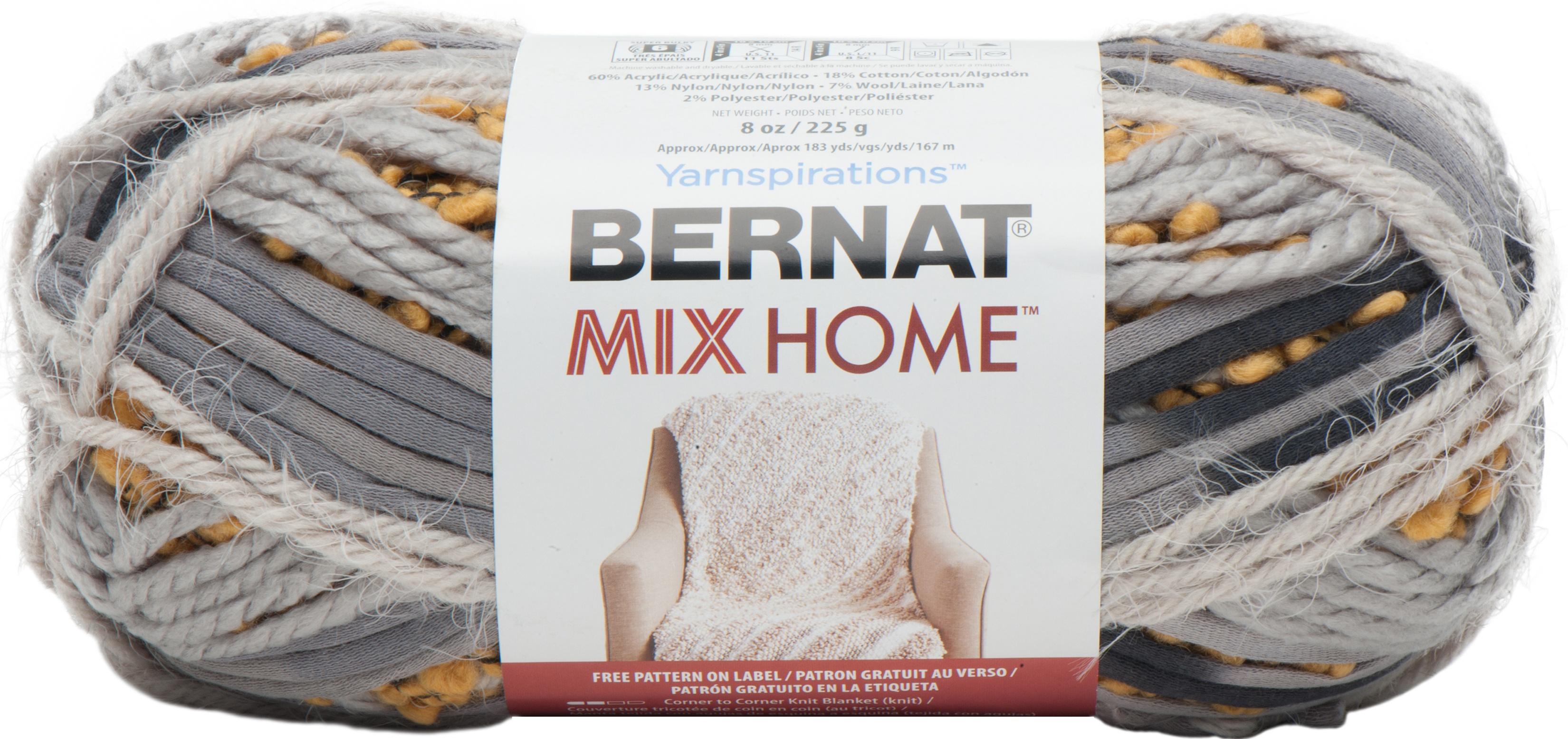 Bernat Mix Home Yarn