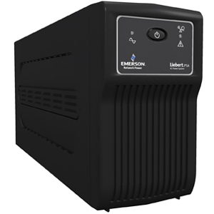 Liebert PSA 500VA/300W; 120 VAC Tower UPS with USB port and USB shutdown software