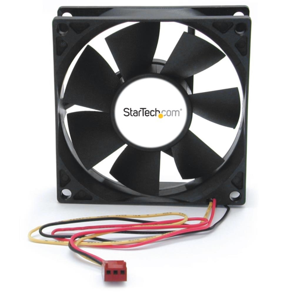 Get StarTech.com 80x25mm Dual Ball Bearing Computer Case Fan w/ LP4 Connector Before Special Offer Ends
