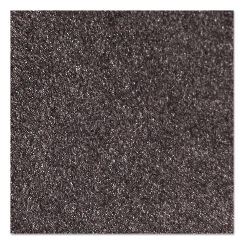 Ludlow Composites Floor Mats Rely On Vinyl Floor Mat, 4' x 6', Brown