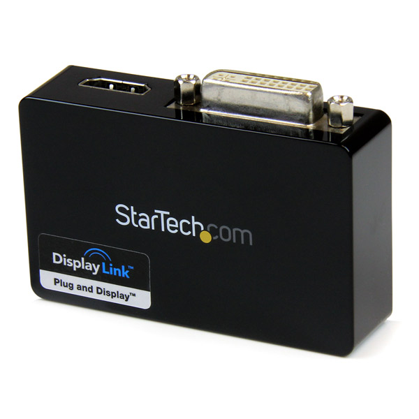Deals StarTech.com USB 3.0 to HDMI? and DVI Dual Monitor External Video Card Adapter Before Special Offer Ends