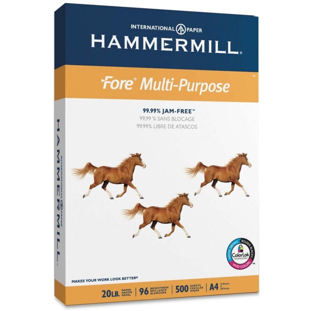 Hammermill Fore Multi-Purpose White Copy Paper
