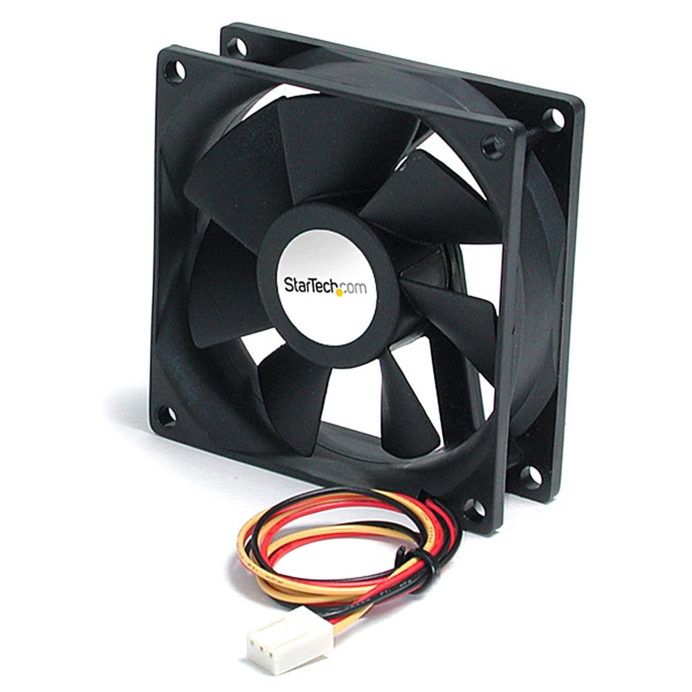 Review StarTech.com 92x25mm Ball Bearing Quiet Computer Case Fan w/ TX3 Connector Before Too Late