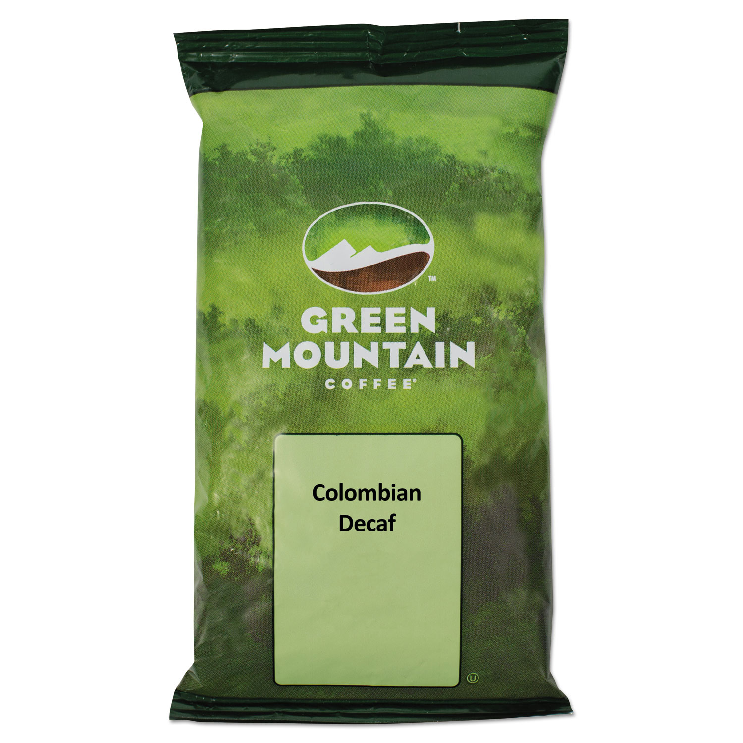 Green Mountain Coffee Colombian Supremo Decaf Coffee Fraction Packs