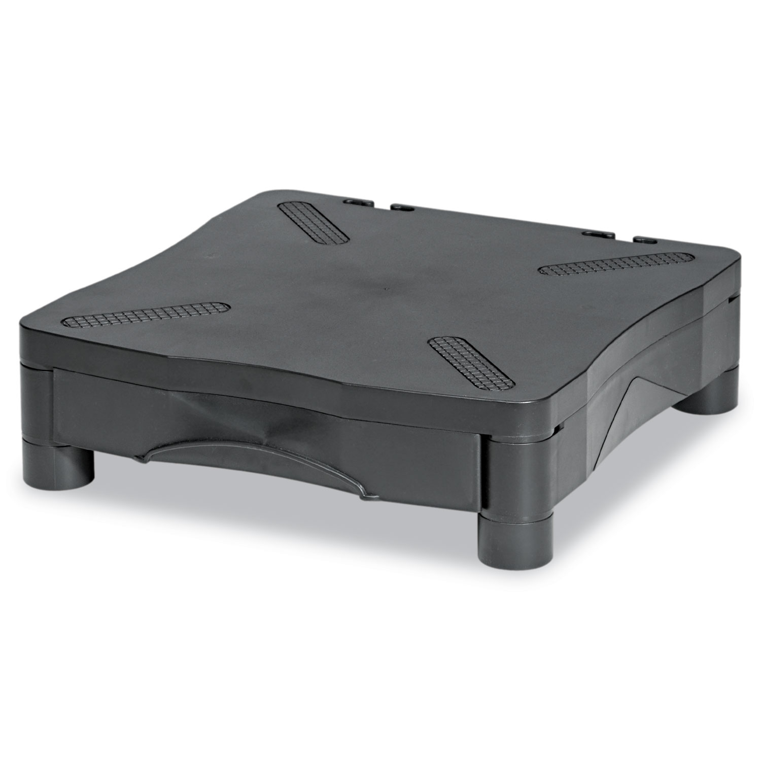 Buy Kelly Computer Supply Monitor/Printer Stand w/Drawer,13 1/4 x 13 1/2 x 4, Black Before Too Late