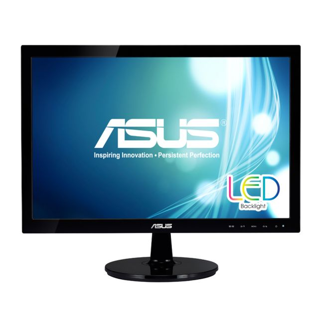 Asus VS197T-P 18.5 LED LCD Monitor - 16:9 - 5 ms
