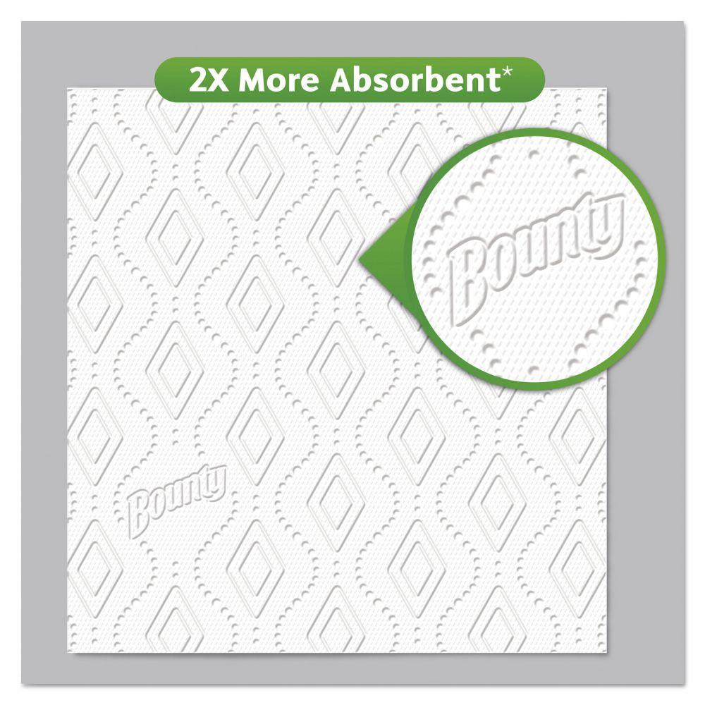 Bounty Full Sheet Paper Towels Giant Rolls: Bounty Perforated Full Sheet Paper Towels - PGC95028RL