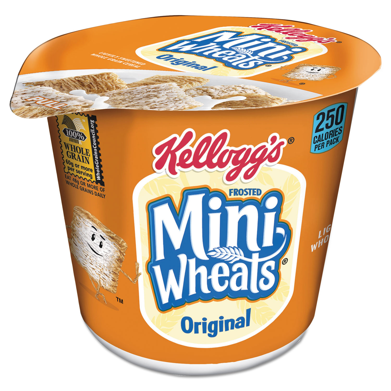 Kellogg's Frosted Mini Wheats Bite Size
