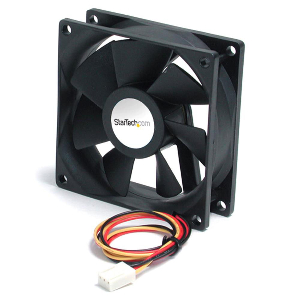 Buy Now StarTech.com 60x25mm High Air Flow Dual Ball Bearing Computer Case Fan w/ TX3 Before Special Offer Ends