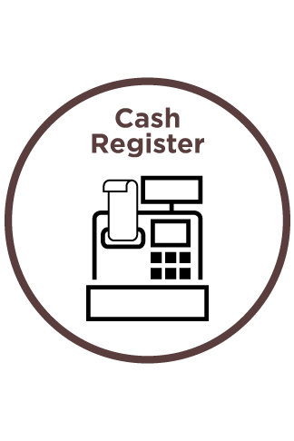 Use for Cash Register