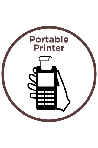Use for Portable Printer