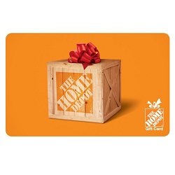 Free $25 Home Depot Gift Card