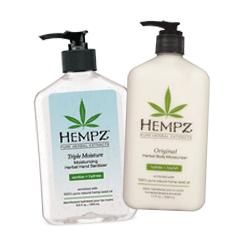 Free Hempz Lotion/Hand Sanitizer