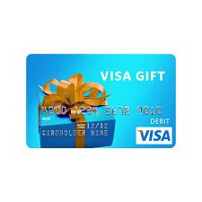 Free $20 Visa Gift Card