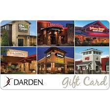 Free Darden Restaurant Gift Card
