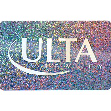 Free Ulta Beauty Gift Card!