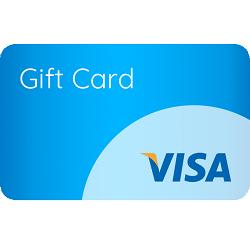 Free $25 Visa Gift Card