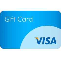 Free $50 Visa Gift Card!