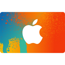 Free $25 iTunes Gift Card!