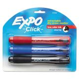 Expo Retractable Dry Erase Markers