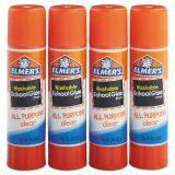 Elmer's Washable School Glue Sticks