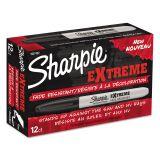 Sharpie Extreme Fine Point Black Permanent Markers