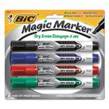 BIC Magic Marker Low Odor Dry Erase Markers
