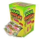 Sour Patch Kids Individually Wrapped Soft & Chewy Candy