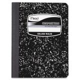 Mead Black Marble Composition Notebook