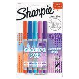 Sharpie Ultra Fine Electro Pop Permanent Markers