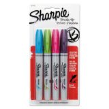 Sharpie Brush Tip Permanent Markers
