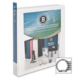 "Business Source 1"" 3-Ring View Binder"