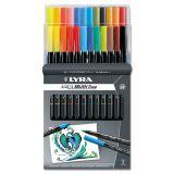 Lyra Aqua Brush Duo Markers