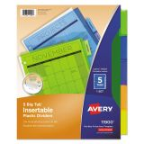Avery Tab Dividers