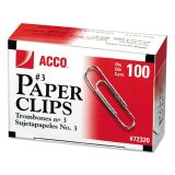 Acco #3 Paper Clips