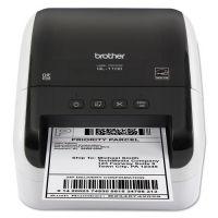 Brother QL-1100 Direct Thermal Printer - Monochrome - Desktop - Label Print BRTQL1100