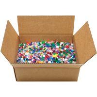 Cousin Mixed Plastic Beads   NOTM151108