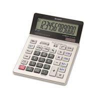 Sharp VX2128V Commercial Desktop Calculator, 12-Digit LCD SHRVX2128V