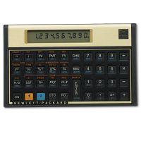 HP 12C Financial Calculator, 10-Digit LCD HEW12C
