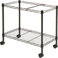 Lorell Mobile File Cart LLR45651