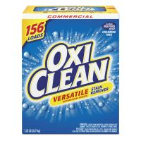 OxiClean Versatile Stain Remover, Regular Scent, 7.22 lb Box, 4/Carton CDC5703700069CT