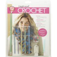 I Taught Myself Crochet Kit NOTM070472