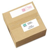 Avery Permanent Adhesive Postage Meter Labels, 1 1/2 x 2 3/4, White, 160/Pack AVE05288