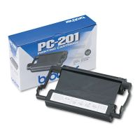 Brother PC201 Thermal Transfer Print Cartridge, Black BRTPC201