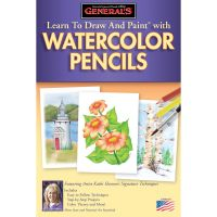 Learn To Draw And Paint With Watercolor Pencils NOTM134787