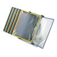 Tarifold, Inc. Desktop Reference Starter Set with Display Pockets, 20 Pockets TFID292