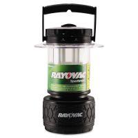 Rayovac Lantern, Fluorescent Bulb, Black RAYSP8DTP4