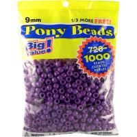 Darice Pony Beads Big Value Pack NOTM154647